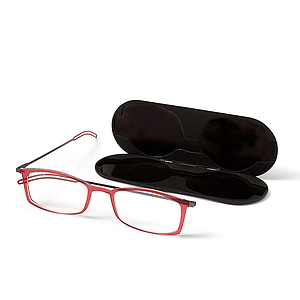 ThinOptics Brooklyn red
