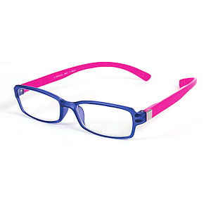 SpecNecs Basic 2605 clear blue/rose