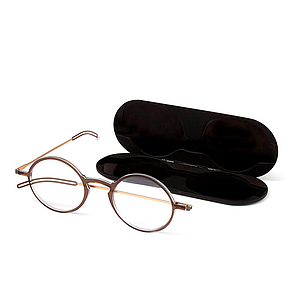 ThinOptics Manhattan brown