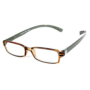 SpecNecs Basic 2609 clear brown/gray