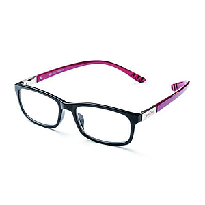 SpecNecs Premium 2701 shiny black/cherry red