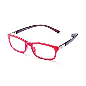 SpecNecs Premium 2707 lucent red/cognac red