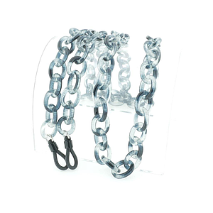 midsize cell chain black