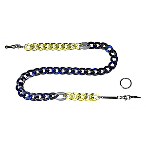 F&L spectacle chain Greenery Denim