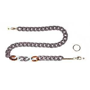 F&L spectacle chain Mauve Me