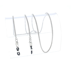 classic metal chain palladium