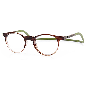 Slastik Executive Soho Brown/Green 002ex